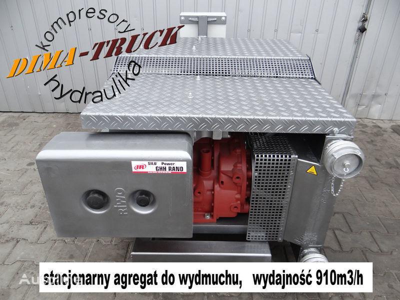 nieuw CS80 agregat elektryczny pneumatische compressor voor Agregat elektryczny GHH CS80 truck