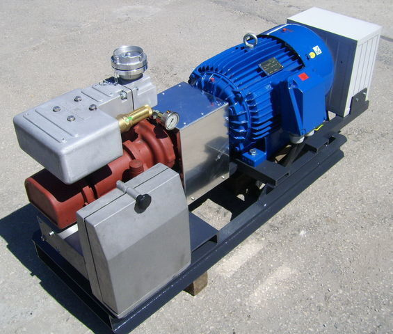 pneumatische compressor voor CG80 GHH RAND z silnikiem elektrycznym tankoplegger