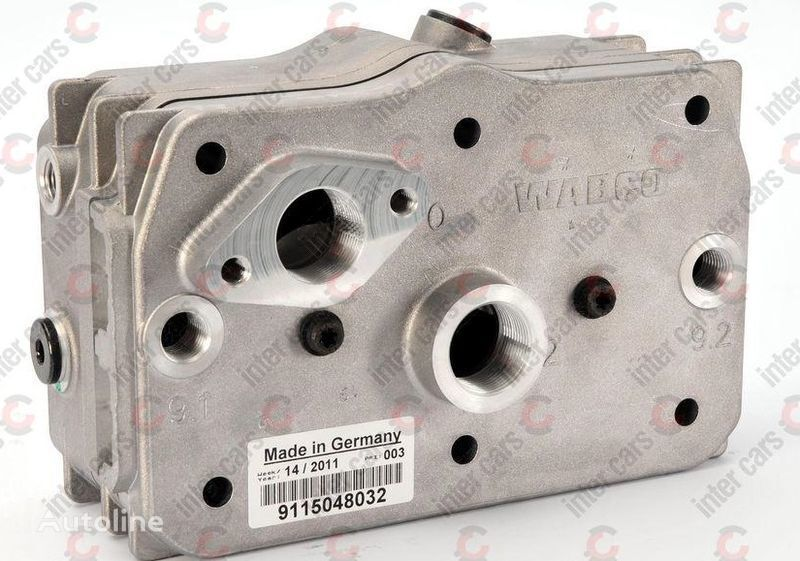nieuw WABCO 9115048032,9115049202 pneumatische compressor voor DAF RVI vrachtwagen