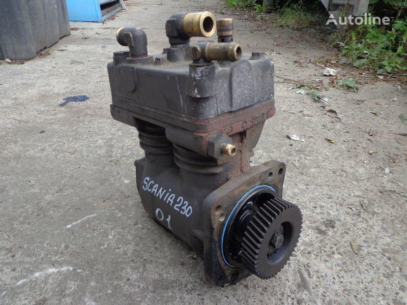 pneumatische compressor voor SCANIA 94 vrachtwagen