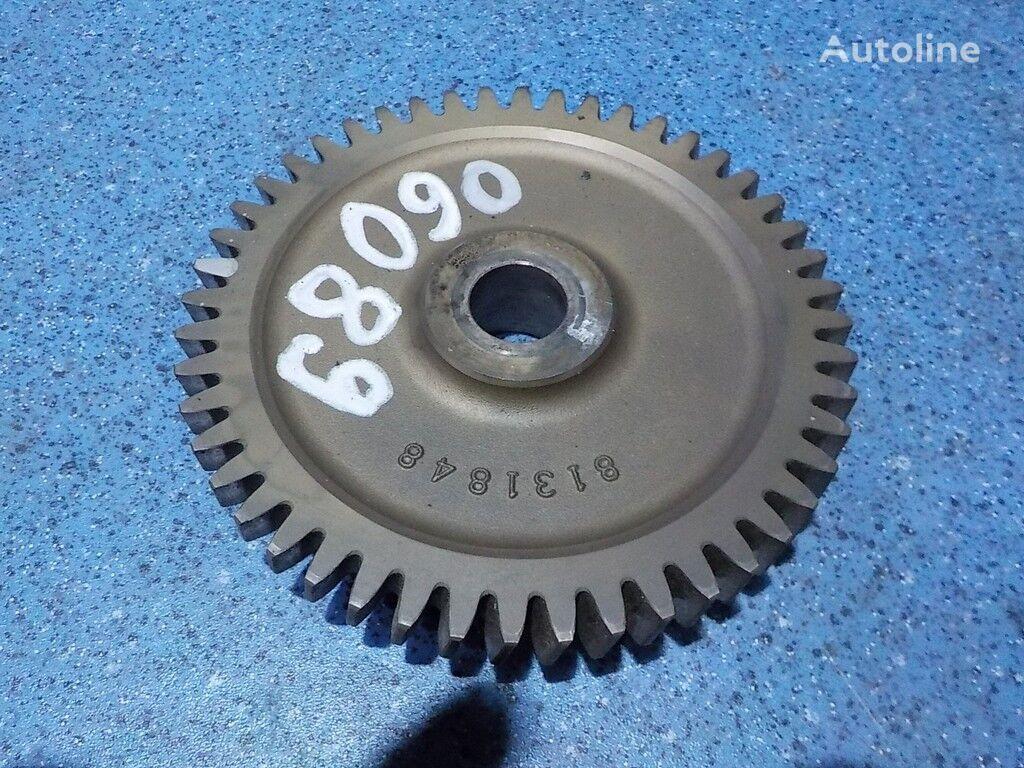 Shesternya kompressora Volvo/Renault poelie voor vrachtwagen