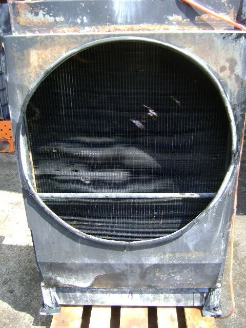 radiator voor FIAT Hitachi W 190 Evolution graafmachine
