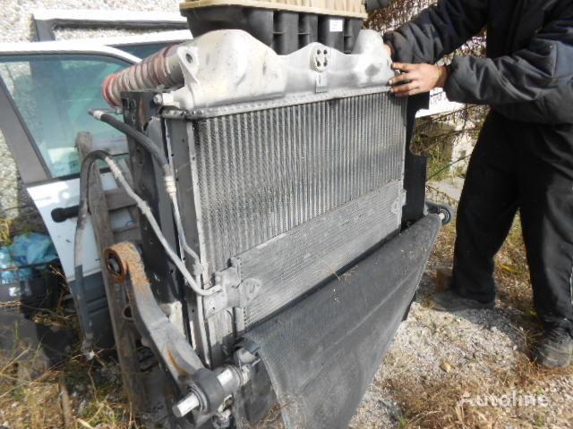 BEHRU radiator voor MAN TGA-TGX 480 trekker