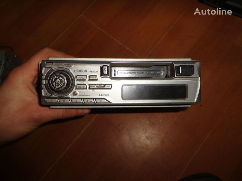 Clarion AB223R radio voor SCANIA truck