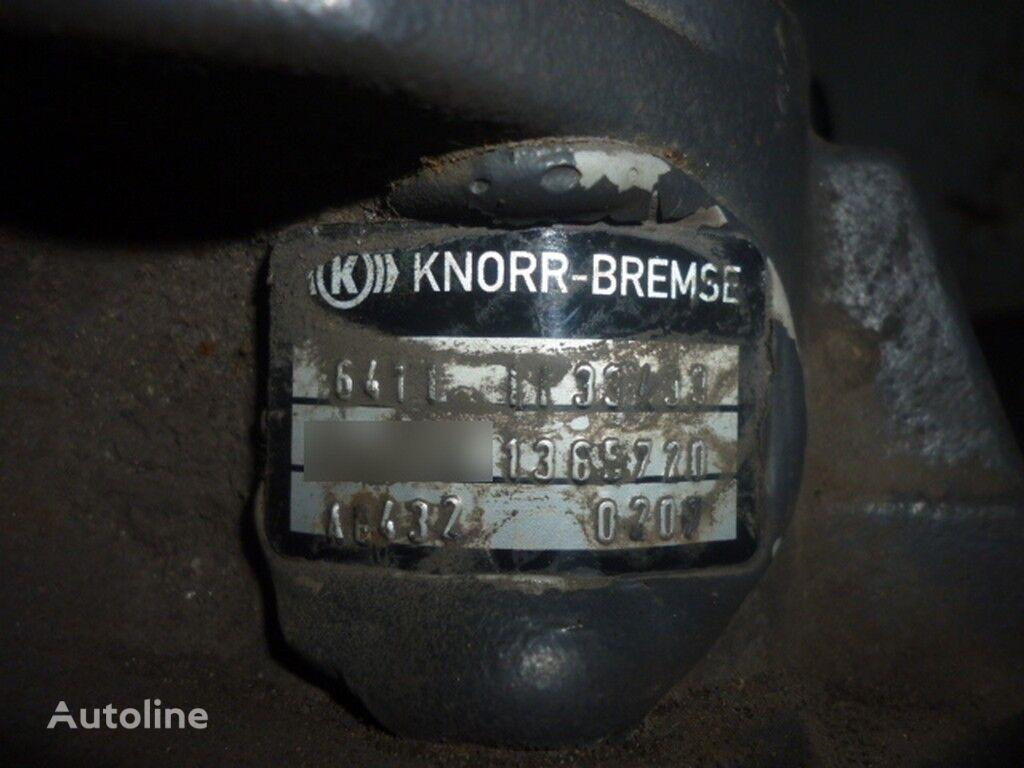tormoznoy levyy Scania remschoen voor truck