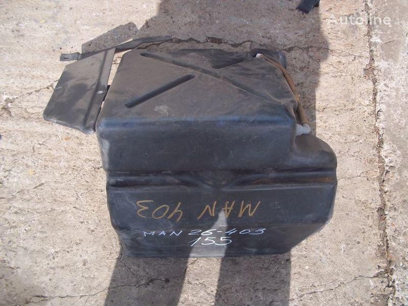 ruitenvloeistofreservoir voor MAN 19, 26, F2000 truck