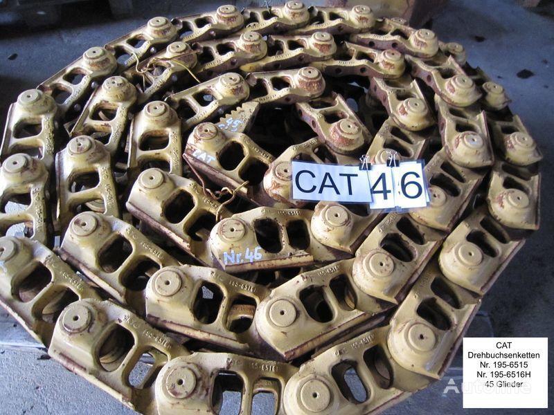 CATERPILLAR Kette /( Drehbuchsen) und Bodenplatten rupsband voor CATERPILLAR D6 bulldozer