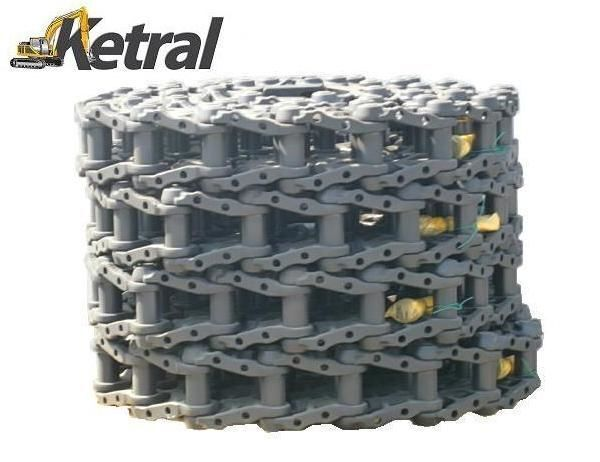 JCB track - ketten - łańcuch DCF rupsband voor JCB 210 graafmachine