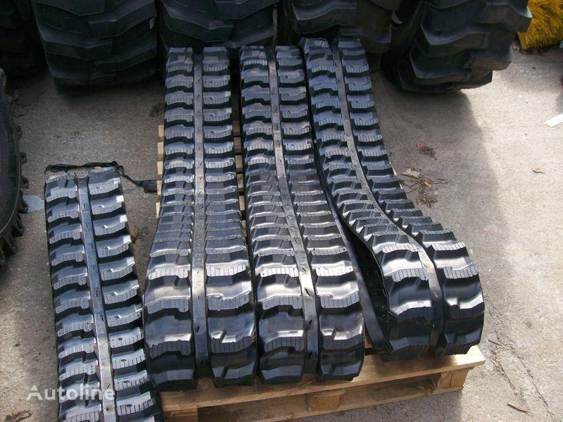 nieuw NEUSON Gąsienica gumowa 230x72x43 rupsband voor NEUSON 1200, 1202, 1302, 1400RD, 1402 minigraver