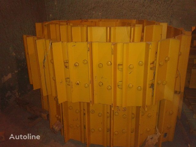 nieuw SHANTUI Gusenica v sbore 8203MJ-371511 rupsband voor SHANTUI SD16 bulldozer