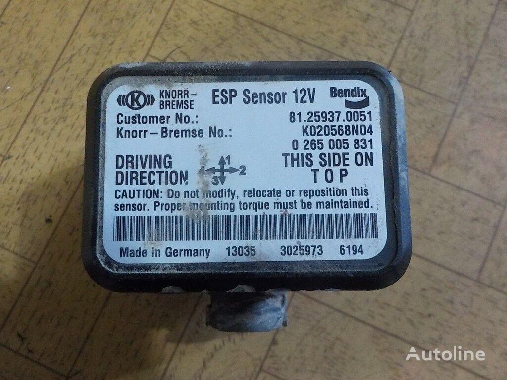 Sensor,datchik ESP sensor voor MAN vrachtwagen