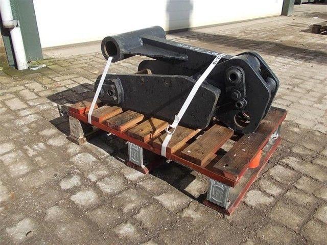 Bucket link snelwissel voor CATERPILLAR M318  graafmachine