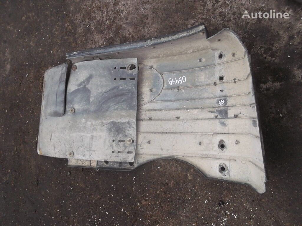 perednee pravoe Iveco spatbord voor truck