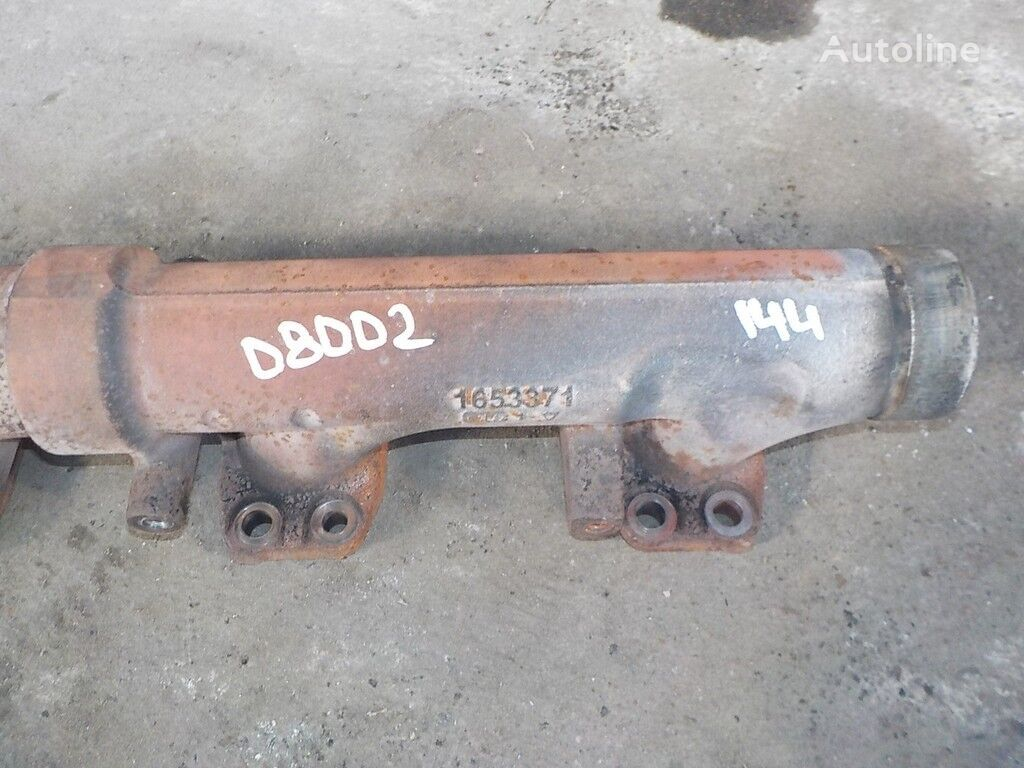 vypusknoy DAF spruitstuk voor vrachtwagen