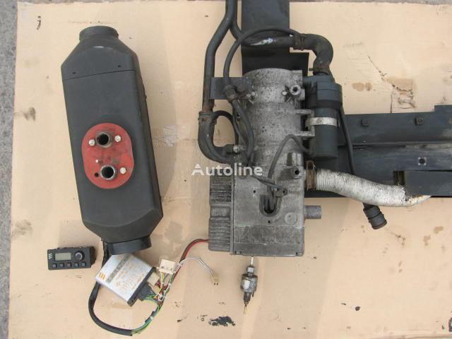 standkachel voor Lyubaya. 12- 24 volt