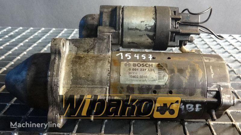 Starter Bosch 0001231026 startmotor voor 0001231026 anderen bouwmachines