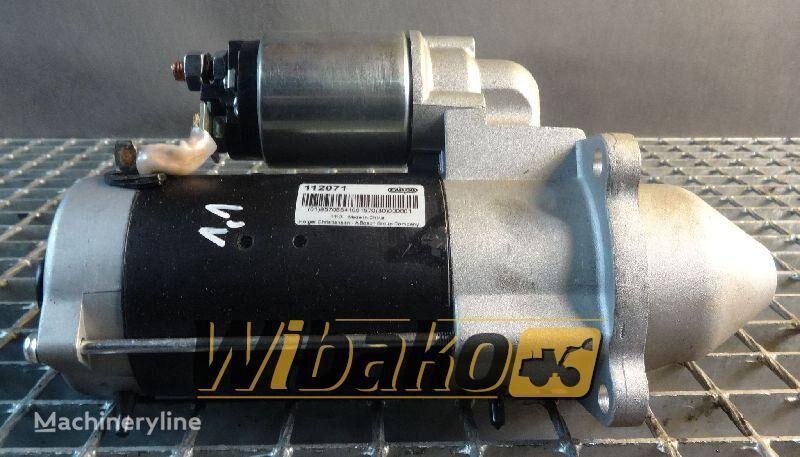 Starter Cargo 112071 startmotor voor 112071 anderen bouwmachines