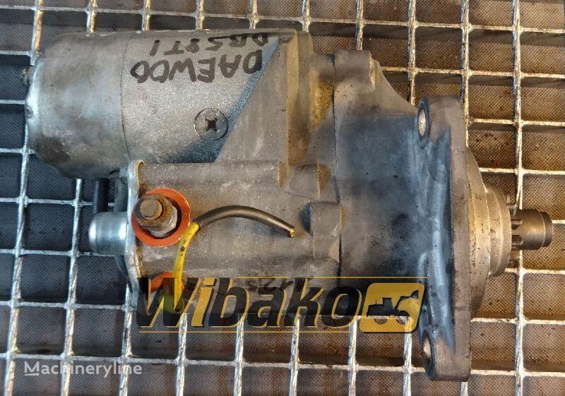 Starter Daewoo 112502 startmotor voor 112502 overige