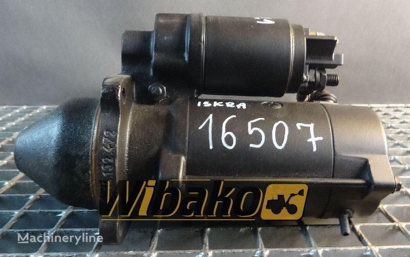 Iskra startmotor voor 11131780 anderen bouwmachines