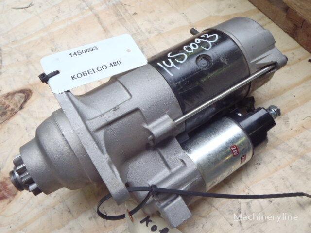 nieuw KOBELCO startmotor voor KOBELCO 480 graafmachine