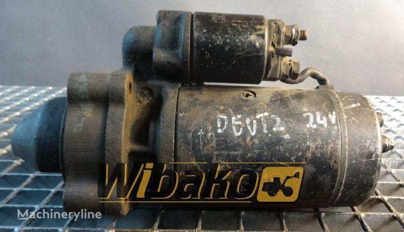 Monark startmotor voor anderen bouwmachines