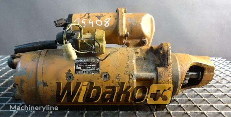 Nikko startmotor voor 600-813-2610 anderen bouwmachines