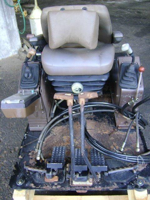 FIAT stoel voor FIAT Hitachi  graafmachine