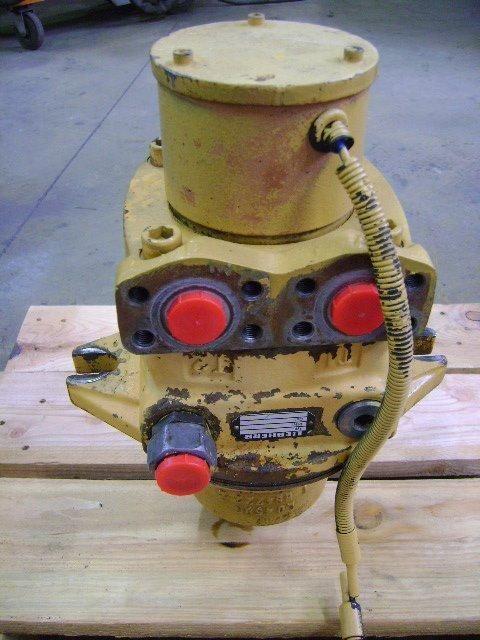 Motore di rotazione swing motor voor LIEBHERR anderen bouwmachines