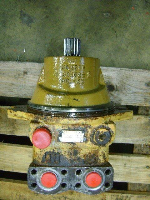 swing motor voor LIEBHERR 942  graafmachine