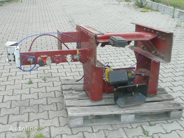 Automatik 50´ Bolzen trekhaak voor Rockinger Hunterflur vrachtwagen