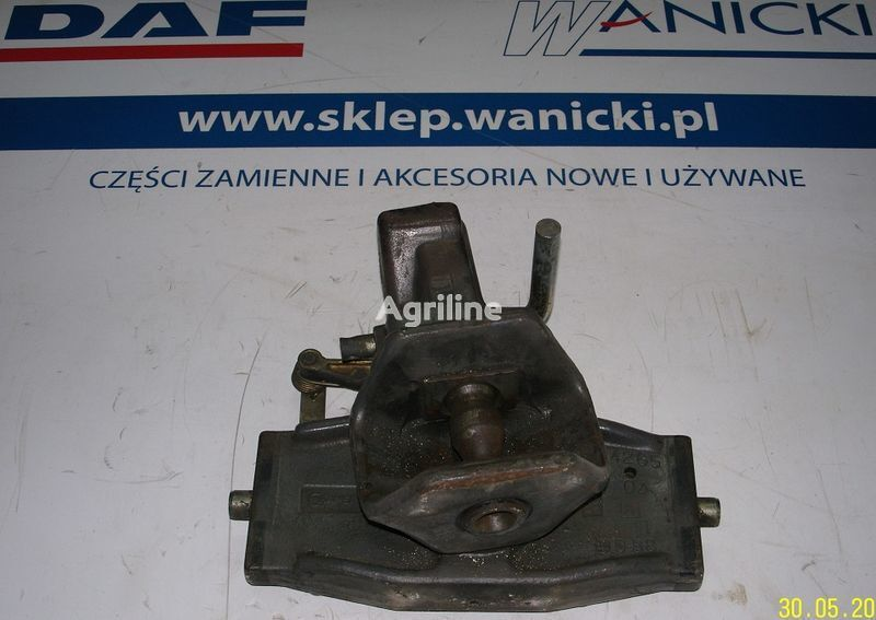 Zaczep automatyczny, Coupling system CRAMER KU 2000 / 335B Same, trekhaak voor trekker