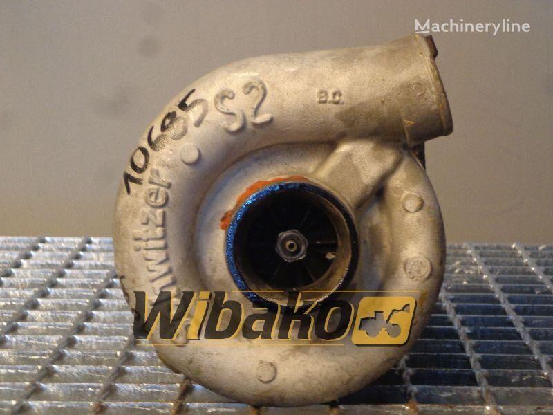 Turbocharger Schwitzer 1004 turbocompressor voor 1004 anderen bouwmachines