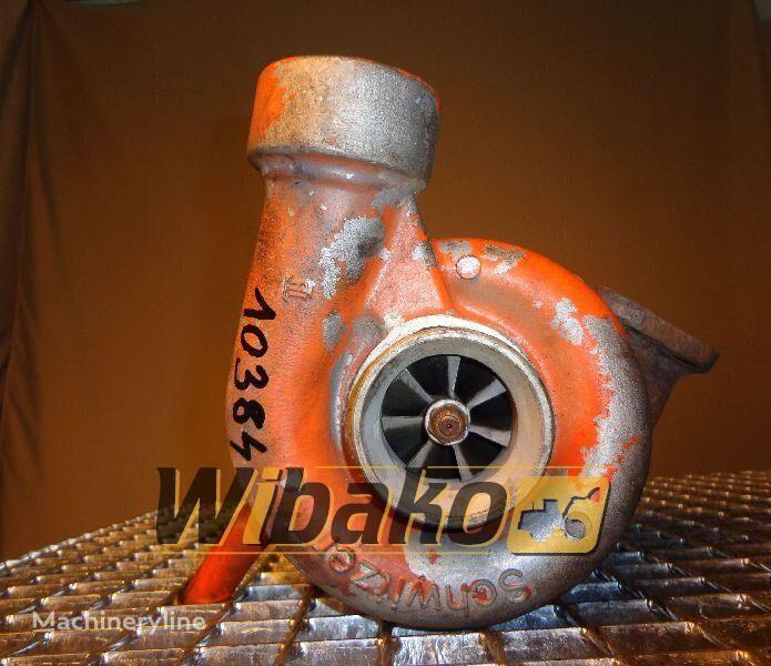 Turbocharger Schwitzer 20I9400139 turbocompressor voor 20I9400139 (4204493KZ) anderen bouwmachines
