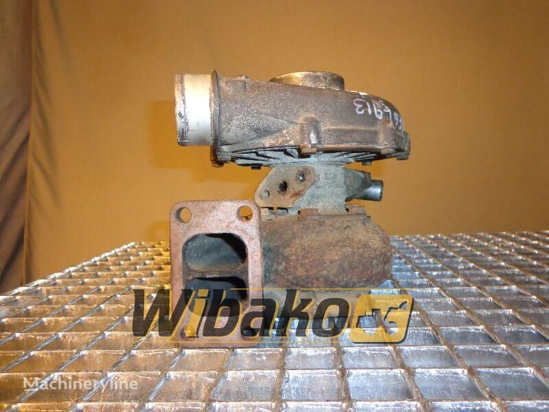 Turbocharger KKK 4157288 turbocompressor voor 4157288 (K27-2964MNA13.22) overige