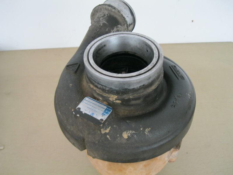 turbocompressor voor DAF XF/CF trekker