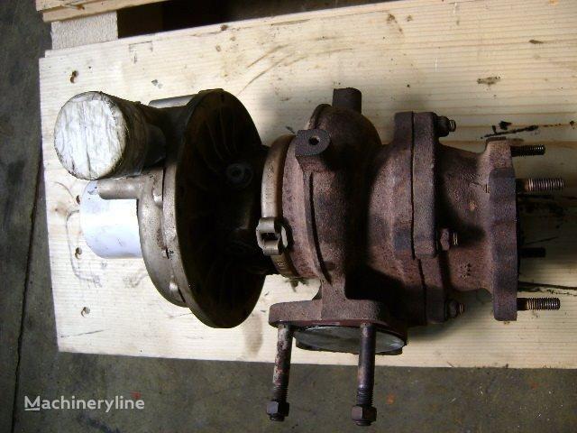 turbocompressor voor ISUZU 4HK1 graafmachine
