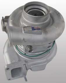 IVECO HOLSET HY55V-HE551V turbocompressor voor IVECO F3BE0681/3681  vrachtwagen