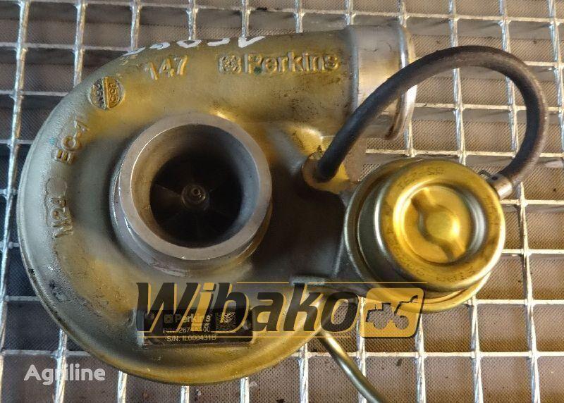 Turbocharger Perkins M24 turbocompressor voor M24 (2674A200) Maaidorser