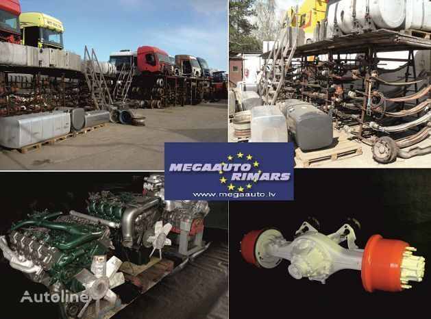 turbocompressor voor MANY TYPES AND MODELS truck