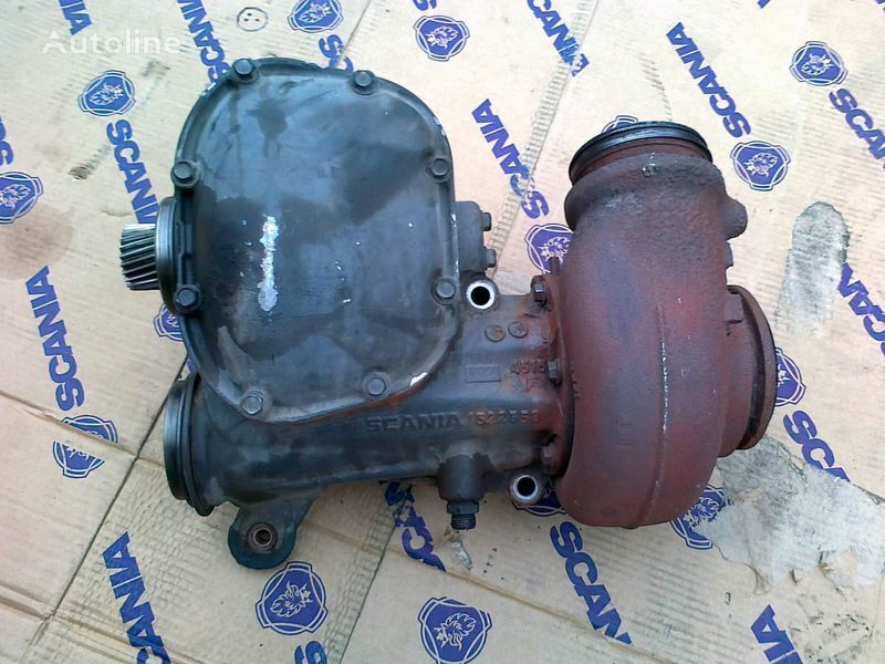 SCANIA TURBO COMPOUND turbocompressor voor SCANIA R 420 Euro 4 trekker