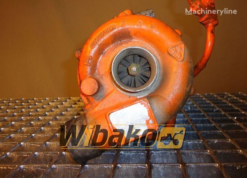 Turbocharger KKK FH505577000017 turbocompressor voor FH505577000017 (56269886011) graafmachine
