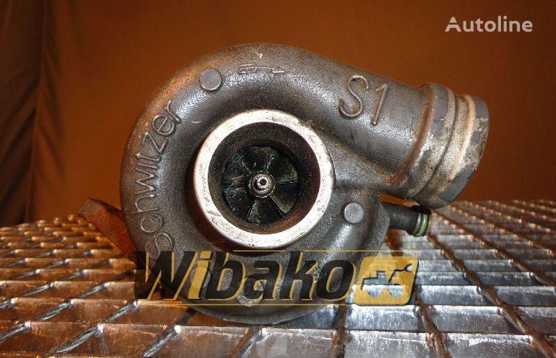 Turbocharger Schwitzer 4209164KZ turbocompressor voor 4209164KZ vrachtwagen