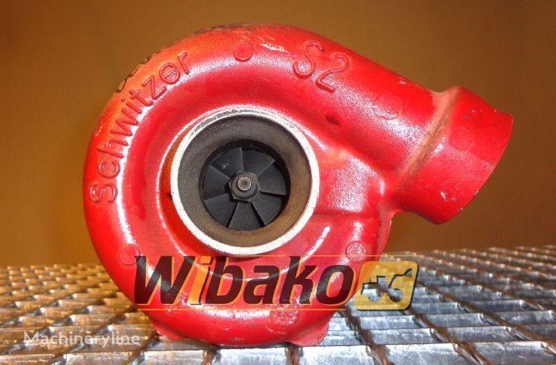 Turbocharger Schwitzer 52A1570 turbocompressor voor 52A1570 (180096-0914) anderen bouwmachines