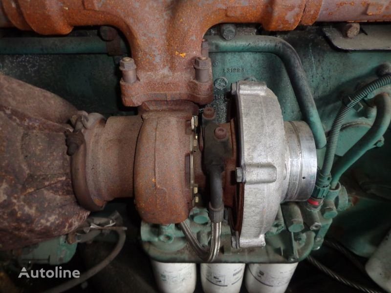 turbocompressor voor VOLVO FM vrachtwagen