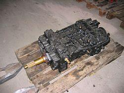 ZF 16 S 150 für MAN type versnellingsbak voor truck