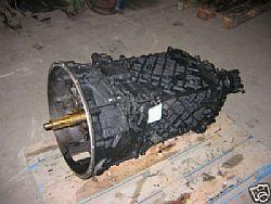 ZF 16 S 151 für MAN, DAF, Iveco, Renault type versnellingsbak