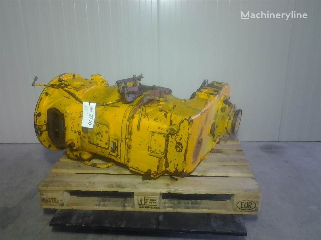 type versnellingsbak voor Bolinder-Munktell 4715542 graafmachine