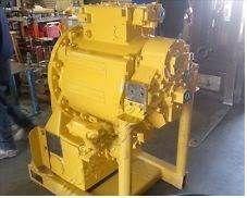 type versnellingsbak voor CATERPILLAR Volvo ZF Getriebe / transmission wiellader