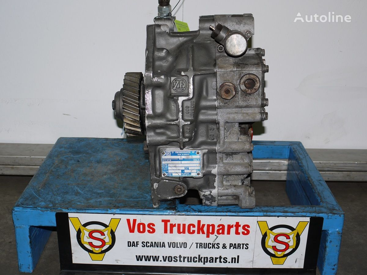 type versnellingsbak voor DAF DAF RETARDER truck