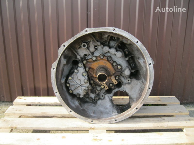 type versnellingsbak voor DAF XF 105 / 95 trekker